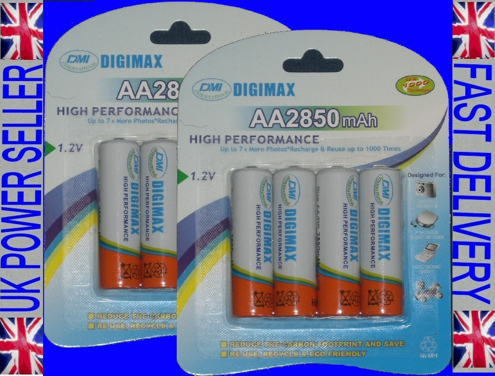 RPT Batteries and Chargers